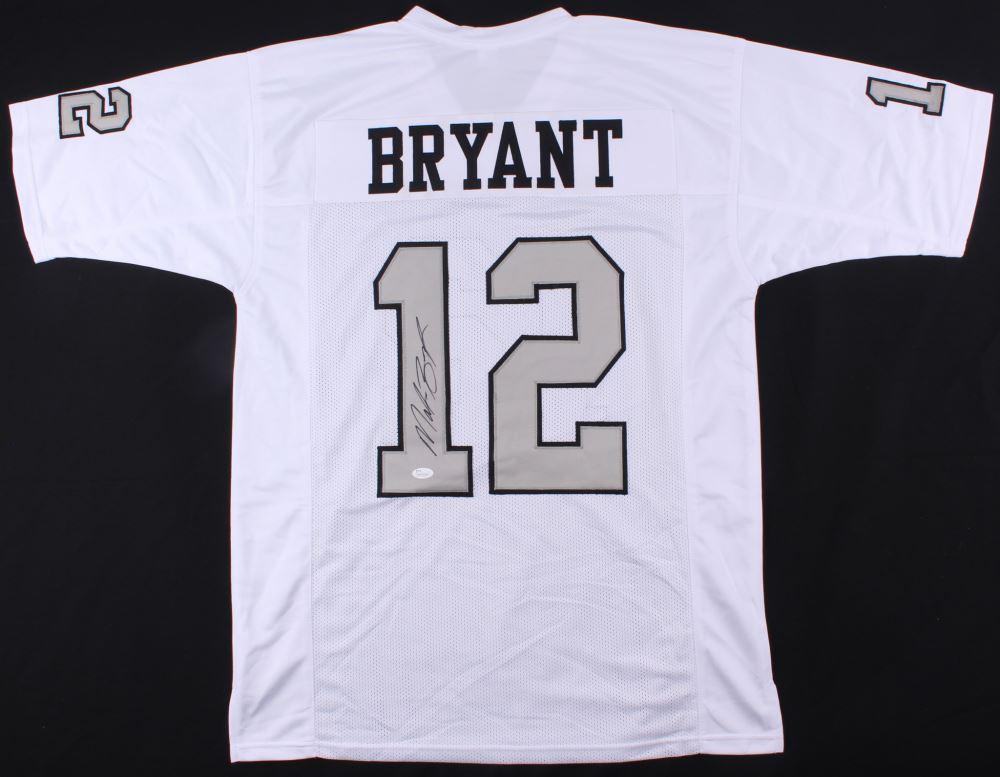 hot sale online acf40 2241e Martavis Bryant Signed Raiders Jersey (JSA COA)