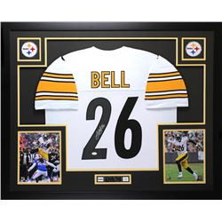 59b9538f3ff Le Veon Bell Signed Steelers 35