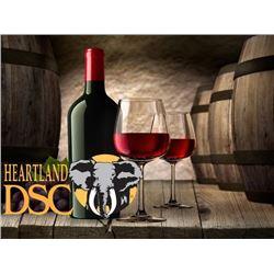 SPECIAL EDITION HEARTLAND DSC WINE
