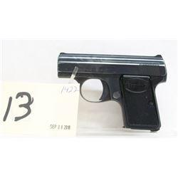 Browning 25 Standard Handgun