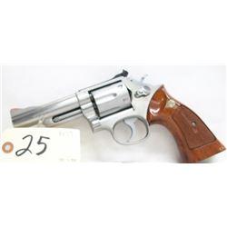 S & W Mod. 66 Revolver