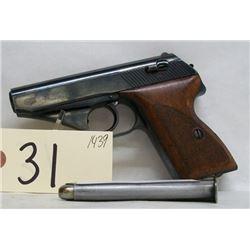 Mauser Mod. HSC Handgun