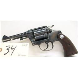 Colt  Police Positive Spl. Handgun