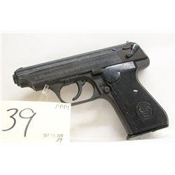 Sauer Mod. 1938H Handgun