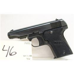Manufacture D'Armes De Bayonne Mod. C Handgun
