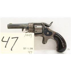 Forehand & Wadsworth Mod. Side Hammer Handgun
