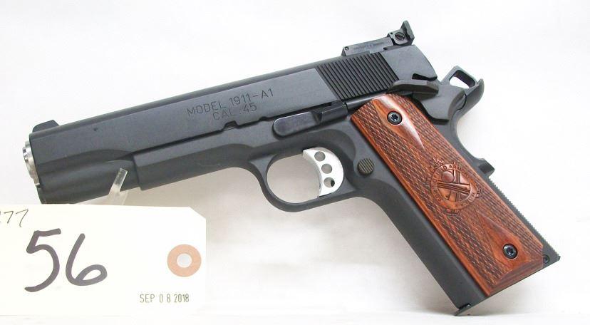 Springfield Armory 1911-A1 Range Officer Handgun