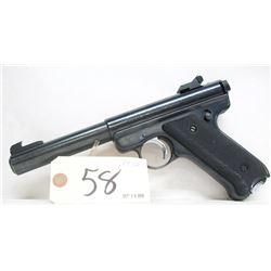 Ruger Mark 1 Handgun