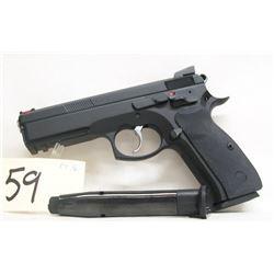 CZ 75 SP-01 Shadow Handgun