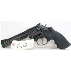 S & W Model 586-3 Revolver