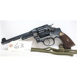 S & W Hand Ejector 455 Mark 2 Model 2 Revolver