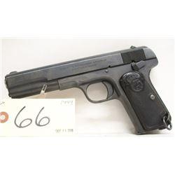 FN-Browning 1903 M07 handgun