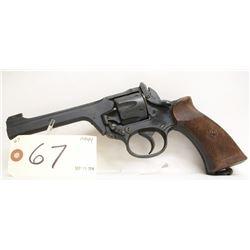 Enfield No. 2 Mark 1 Handgun