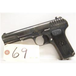 Tokarev Mod. TT33 Handgun