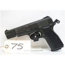 Browning 1935 High Power No 2 Mk1* Handgun