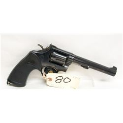 S & W Model 14 - 4 revolver