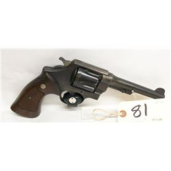 S & W 1917Hand Ejector Revolver