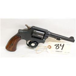 S & W handejector 38 m & P victory Revolver