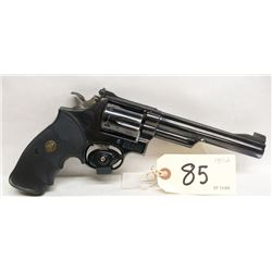 S & W 19 - 3 hand ejector revolver
