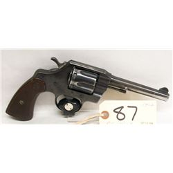Colt Official Police Hand Ejector, Revolver