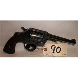 Colt Official Police Hand Gun