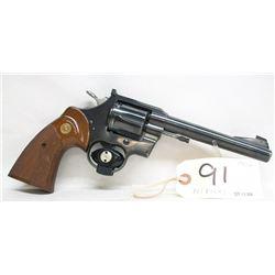 Colt Officers Model Match Hand Ejector Revolver