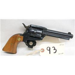 Herbert Schmidt Model 21 Texas Scout Revolver