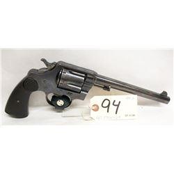 Colt New Service Haand Ejector Revolver