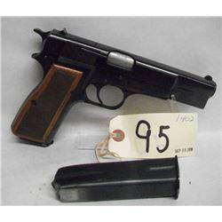 Browning High Power Hand Gun