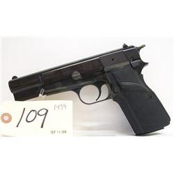 Browning High Power Handgun