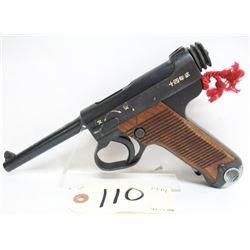 Nambu Type 14 Handgun