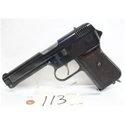 CZ Mod. 38 Handgun