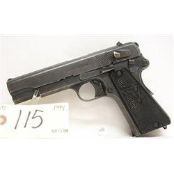 Radom Mod. 35 Handgun