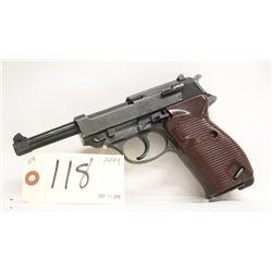 Walther P38 Handgun