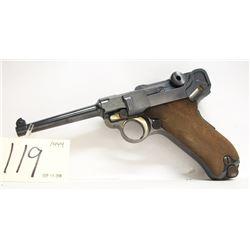 Luger Mod. 1900 Handgun