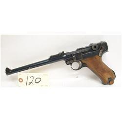 Luger Mod. 1914 Artillery Handgun