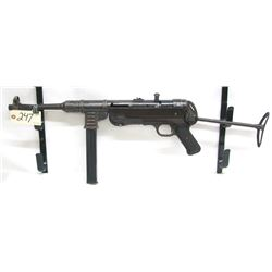 Schmeisser Mod. MP 40 Submachine Gun