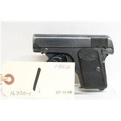 FN Browning 1906 Handgun