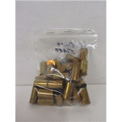 45 COLT ONCE FIRED BRASS 35 PIECES
