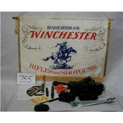 WINCHESTER AND SLING LOT