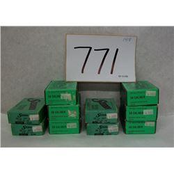 38/357 CALIBER SIERRA BULLET LOT