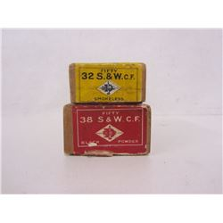 32 S&W AND 38 S&W AMMO