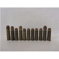 11 ROUNDS 44-40 SHOT SHELLS