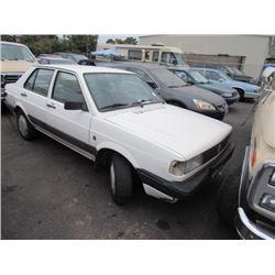 1993 Volkswagen Fox