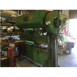 CHICAGO 14 GAUGE X 6' MECHANICAL BRAKE PRESS
