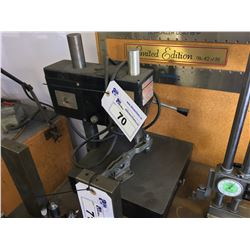 DUMORE MODEL 37-011 DRILL PRESS