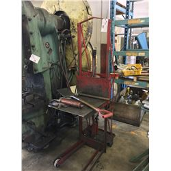 GRAND 6058 750 LB. MACHINE TOOL LIFTER