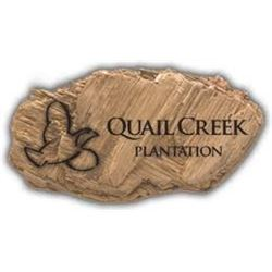 5 STAR QUAIL HUNT FOR 4 QUAIL CREEK PLANTATION