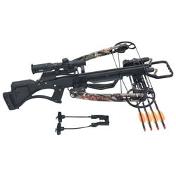 ULTIMATE CROSSBOW PACKAGE  Stocky's Orion Scorcher Premium Package