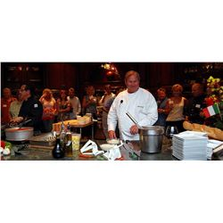 OUR HOST HUGH'S CULLINARY Cooking Class for 10 People